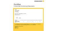 Commerzbank Confirms Outstanding Credit Rating for Flottweg SE