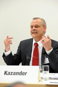Peter Kazander, COO EUROEXPO Messe- und Kongress-GmbH