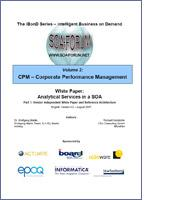 CPM - Corporate Performance Management - Analytical Services in a SOA