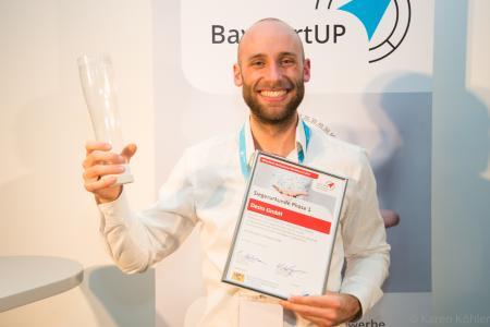 Desio: Sieger Münchener Businessplan Wettbewerb 2017 Phase 1