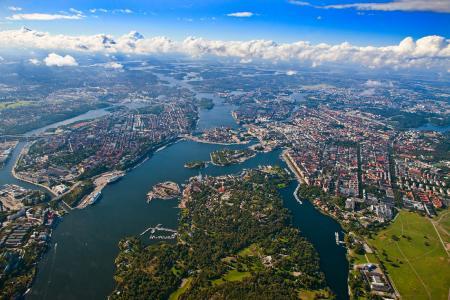 City of Stockholm / Photographer: Lennart Johansson