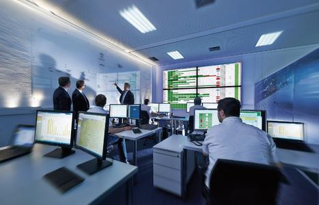 BELECTRIC's O&M Control Center is equipped with a fully integrated real-time SCADA for best data analysis and forecasting
