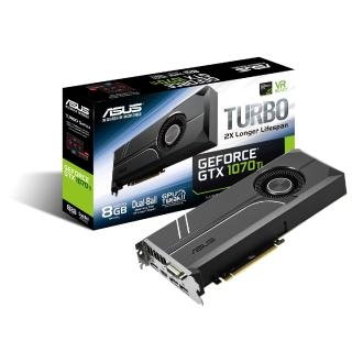 ASUS GeForce GTX 1070 Ti Serie