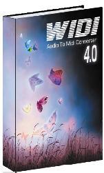 Pünktlich zur Musikmesse 2009 erscheint die neue Version 4.0 von WIDI
