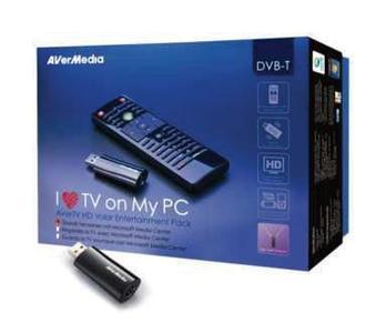 AVerTV HD Volar Entertainment Pack