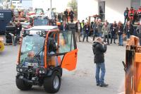 Fahrzeugpräsentationen und vieles mehr – am Tag der Kommunaltechnik bei Holder am 8. und 13. März 2018 / Foto: Max Holder GmbH