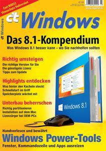 c't Windows: Das 8.1-Kompendium