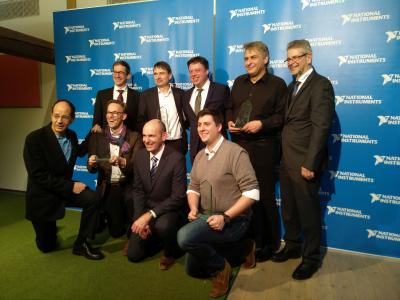 NI verleiht Technical Innovation Award an ADAS iiT