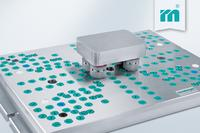 NEW at Meusburger, as of Fakuma 2014: clamping system for NF inserts
