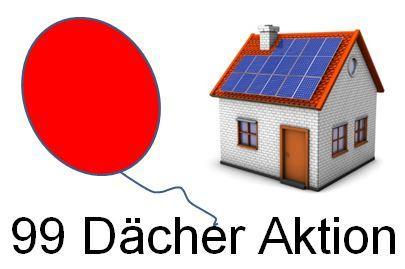 99 Dächer Aktion  Nürnberg