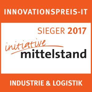 MES HYDRA von MPDV ist Sieger der Kategorie Industrie & Logistik beim Innovationspreis-IT 2017