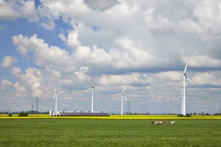 Ziel des Energiewendeprojektes ENSURE ist es, Technologien für das Stromnetz der Zukunft sowie ihr Zusammenspiel zu testen und zu simulieren.