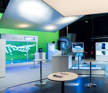 Das HL-Fotostudio - eine Spielweise für interessierte Kommunikationsprofis (Bild: hl-studios, Erlangen)