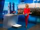 eyevis video wall as studio background in most important Bavarian private TV station
