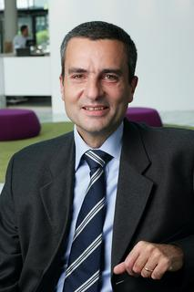 Luca Crisciotti, CEO von DNV Business Assurance