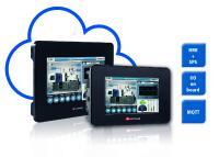Spectra: UniStream Serie - All-In-One HMI + SPS + integrierte EA