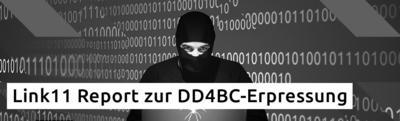 Link11-Report zu DDoS-Erpressungen durch DD4BC