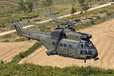 Puma MK2 (Copyright: Eurocopter)