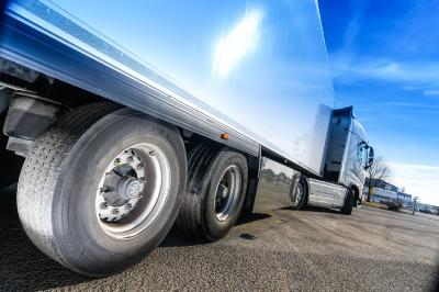 Michelin auf der transport logistic