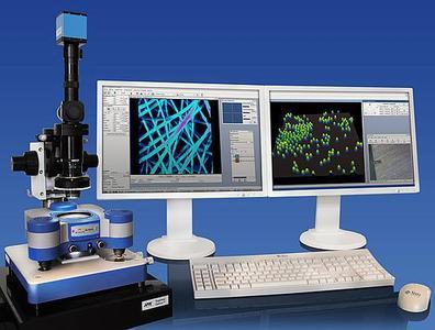 The NanoWizard® 3a NanoScience AFM system