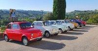 Fiat 500 Cabrios