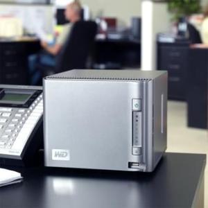 WD® ShareSpace™ Netzwerk-Speichersystem jetzt mit bis zu 8 TB Kapazität, Media-Streaming und verbesserter Performance