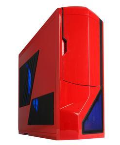 NZXT Phantom Big Tower   red