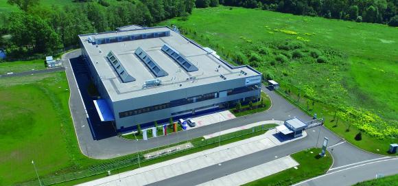 Motorservice Produktionswerk in Tschechien