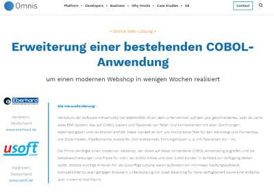 Anwenderbericht usoft + Eberhard Werkzeugtechnologie