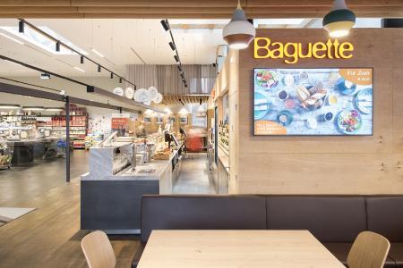 Baguette & Peakmedia