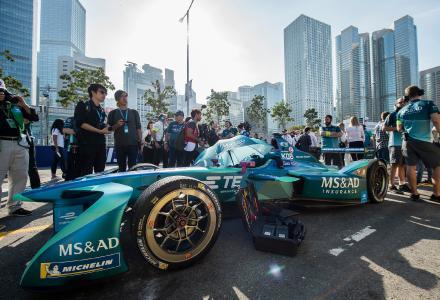 FIA Formula E Championship, MS&AD Andretti