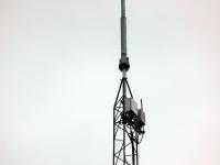 Über LoRaWAN-Antennen wird das Funksignal im ganzen Land verteilt