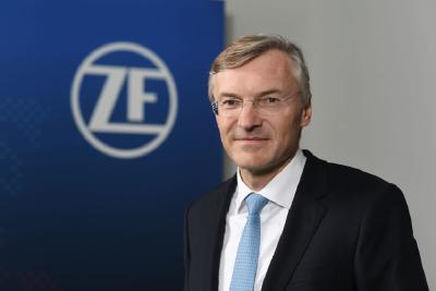 Wolf-Henning Scheider, Vorsitzender des Vorstands der ZF Friedrichshafen AG, Bild: ZF