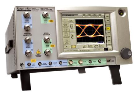 BERTScopeAnalysator 12500A from SyntheSys Research