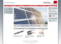 Multi-Contact launches PV-specific website