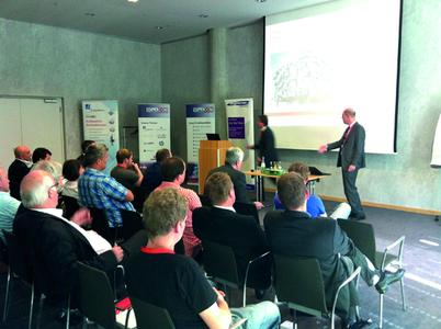 Interessiert lauschten die Teilnehmer den Vorträgen der Referenten in München