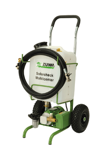 The New ZUWA HVAC Filling Station