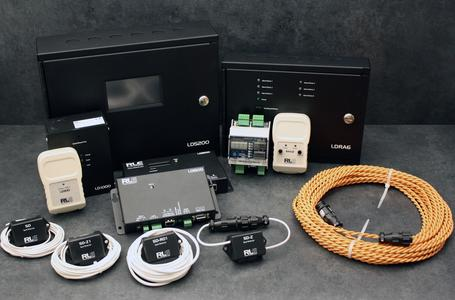 The Seahawk leak detection systems at a glance.