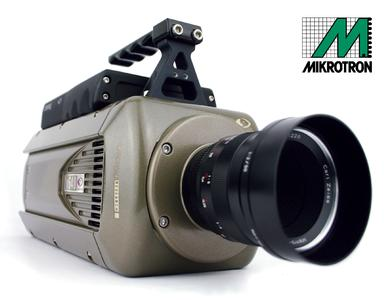 Mikrotron is now selling also Phantom High-speed cameras in D-A-CH