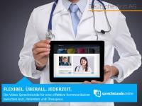 Deutsche Arzt AG - Die Video-Sprechstunde für eine effektive Kommunikation zwischen Arzt, Patienten und Therapeut
