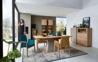 Die Hartmann Möbelwerke aus dem westfälischen Beelen gehören zu den führenden deutschen Massivholzmöbelherstellern.