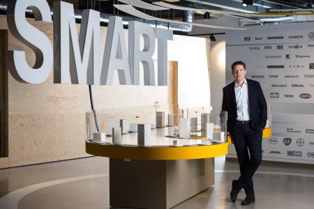 Jan Vercammen, Geschäftsführer der Dematic Mitteleuropa / Foto: Dematic