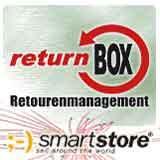 Kooperation: returnBOX & SmartStore