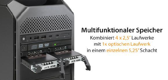 """ICY DOCK Buying Guide: Wechselrahmen für 2,5"""" SSD/HDD & Optische Laufwerke"""