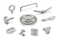 Standard parts in A4 stainless steel