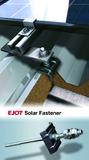 Top product with approval: EJOT Solar Fastening System for photovoltaic installations on sandwich elements