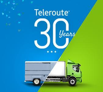 Effizient und schnell: Die Frachtenbörse Teleroute von Wolters Kluwer Transport Services feiert 30jähriges Jubiläum