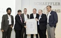 Neues Schaeffler Technology Center in Indien