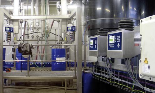 Wägetechnische Lösung für integrierte Wäge- und Steuerungsanwendungen