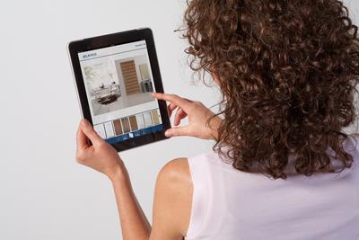 JELD-WEN-App: Türentausch via iPad/iPhone simulieren